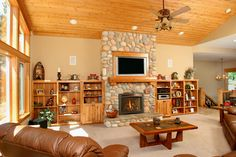 Great_Room__Rustic_style__knotty_hickory__light_color__raised_panel__entertainment_center__tv_surround_above_the_fireplace__block_style_mantel__bookcase__open_shelving__wood_top__standard_overlay.jpg (3240×2160)