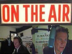 EL MAÑANA RADIO             *Hallan civiles más fosas en Iguala... *Gratis hablaré con quien sea, sobre lo que sea'... *Quedan definidos los Grupos para la Copa América 2015... *Frida Sofía, hija de Alejadra Guzman se desnudó para Playboy México... *Frente frío 14 provocará descenso de temperatura en el país... Estas otras notas mas en Radial Informativo. - Captured Live on Ustream at http://www.ustream.tv/channel/radio-el-ma%C3%91ana
