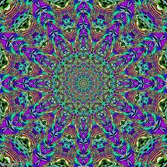 Fall into Fade Trippy Pictures, Finger Painting, Psychedelic Art, Visual Arts, Geometric Art, Mandala Art, Pattern Wallpaper, Gifs, Outdoor Blanket