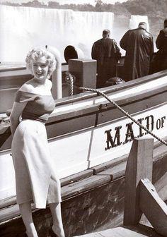 Marilyn Monroe, Niagara, 1952