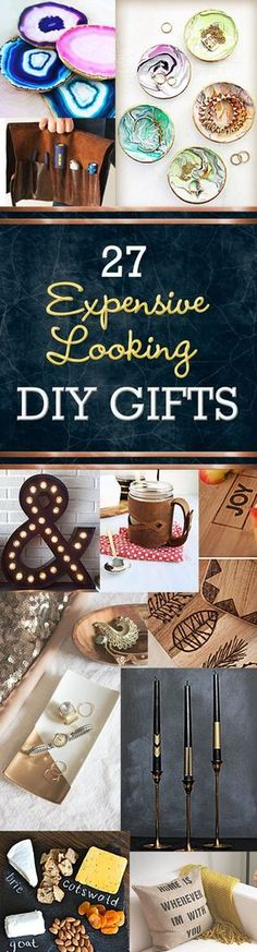50 inexpensive diy gift ideas for any occasion inspiring ideas 27 expensive looking inexpensive diy gifts solutioingenieria Gallery