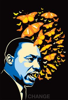 A Tribute to The Dreamer - Martin Luther King Jr. Art – You The Designer Arte Latina, Jr Art, Freedom Of Speech, King Jr, African American History, Black History Month, Martin Luther King Day, Designer, Cool Art