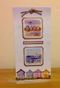 Crafter's Companion Halcyon Days Crafters Companion Cards, Halcyon Days, Bunting, Kit, Baseball Cards, Beach, Inspiration, Biblical Inspiration, Garlands