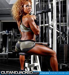 Fitness milf ramona