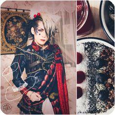 Asia Comparison:re ( Visual Kei, Asia, Punk, My Love, Color, Instagram, Style, Fashion, Swag
