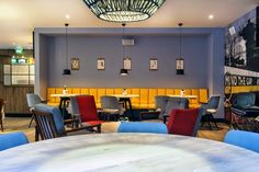 Cheap and Chic London Qbic Hotel