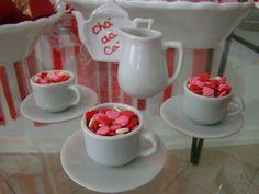 chá de cozinha vermelho e azul marinho - Pesquisa Google