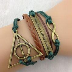 Harry Potter Romantic Multielement Fashion Bracelet