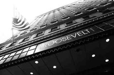The Roosevelt Hotel, The Grand Dame of Madison Avenue!