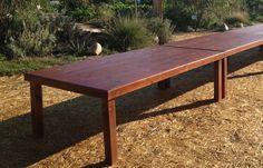 Harvest Table - Wood