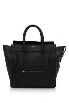 Céline Mini Luggage Shopper  HK$17,943