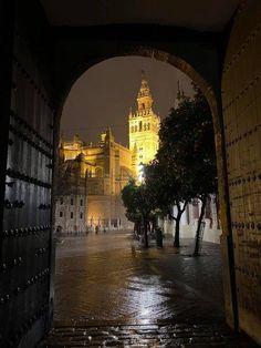 Spain, Tower, Building, Travel, Sevilla, Rook, Viajes, Computer Case, Sevilla Spain
