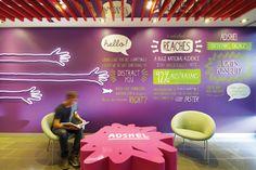 Adshel Rebrand - Finalist - 2014 Sydney Design Awards
