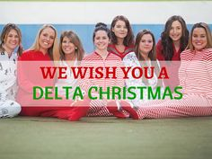 Merry Christmas from Delta Life Fitness!