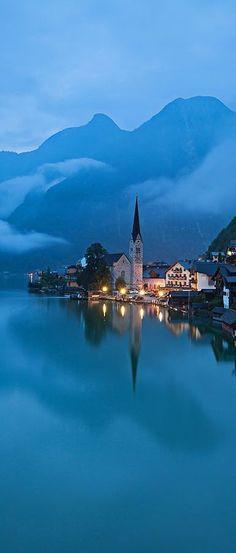 ♥️ Hallstatt, Austria
