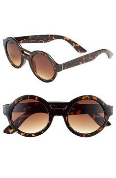 Tildon Round Sunglasses | Nordstrom