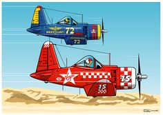 The panorama factory ver edition Sud Aviation, Aviation Humor, F22, Planes Characters, Airplane Humor, Cartoon Plane, The Art Of Flight, Mustang, Aircraft Design