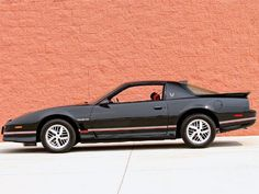 Just as trashy as Chevy but without the mullet jokes. Instead, it's just a bunch of stupid Italian jokes Trans Am Ws6, Camaro Iroc, Pontiac Cars, Pontiac Firebird Trans Am, Hot Cars, Buick, Dream Cars, Chevy, Automobile