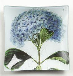 Ben Garden Hydrangea Decoupage Tray $58