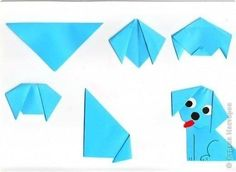 Just click the link to find out more Origami Paper Folding Origami Design, Instruções Origami, Origami Paper Folding, Origami Yoda, Origami Dragon, Origami Fish, Paper Crafts Origami, Easy Origami For Kids, Origami Step By Step