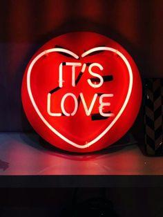 it's love