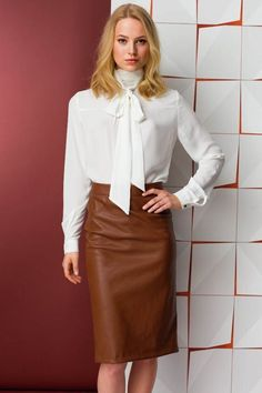 || Rita and Phill specializes in custom skirts. Follow Rita and Phill for more leather skirt images.