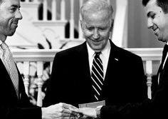 "This ""wedding"" ceremony that Joe Biden performed on Tuesday was actually a statement by the Obama administration letting America know how they feel about Biblical heterosexual-only marriage. Remember back in 2011 when Obama said he would no longer defend the Defense of Marriage Act? Over the past 8 years he has done his best to destroy Biblical marriage, and he still has 3 more months left. http://www.nowtheendbegins.com/joe-biden-performed-sex-marriage-ceremony-u-s-naval-observatory/"