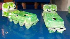Pond Life and Alligators Preschool Lesson Plans