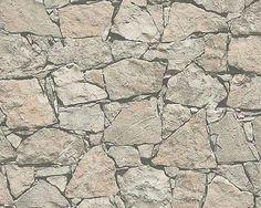 bilderwelten vliestapete steinoptik quadrat croatia stonewall in 2018 tapeten pinterest. Black Bedroom Furniture Sets. Home Design Ideas