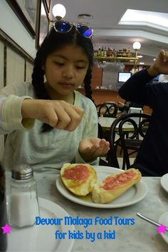 Devour Malaga Food Tours for kids by a kid via @DishOurTown