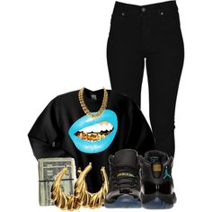 Untitled #198, created by obeymy-swagg on Polyvore