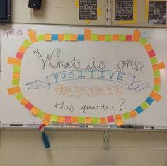 Found a student who can make my whiteboard look like a @miss5th whiteboard! #teachersfollowteachers