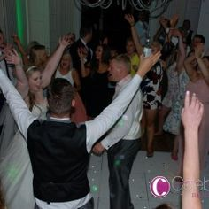 We give a happy newlywed couple the reception they will fondly remember. We ensure guests have just as much dancing at a wedding as the bride and groom! Let's have a ball at your wedding! We do Weddings, Discos, and Corporate Events! As Wedding DJs & Party Hosts, based in Bristol, we offer services across the Southwest. Contact us today on our website for a free quote: http://www.celebrationroadshow.co.uk/ #Weddings #DJ #Party #Event #Bristol #England #Discos