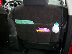 Back Seat Toy Organizers