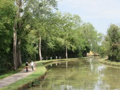 Canal du Centre  - Chalon-sur-Saone to Chagny