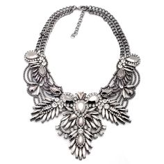 Angelic Dream Antique Statement Necklace