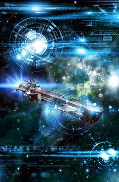 Spaceship And Navigation Interface Wall Mural, Premium Canvas Wall Murals for Residential and Commercial Use, from Limitless Walls. Standard self adhesive peel and stick fabric wall art, custom sizing is available. Variety of easy install fabrics and finishes to choose from. Personalize any space with beautiful abstracts, photography, and more. Samples available upon request and free shipping to the US and Canada, plus a risk free return policy. Hd Wallpaper Quotes, Galaxy Wallpaper, Wallpapers, The Stars My Destination, Science Fiction Authors, Concept Ships, Star Trek Ships, Fabric Wall Art, Future City