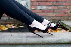Christian Louboutin 130mm Hot Chick Heels of EngineeringInHeels
