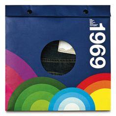 1969 Gap Package Design