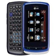 LG Xenon GR500 Unlocked Phone with QWERTY Keyboard, 2MP Camera, GPS and Touch Screen (Blue).   http://www.amazon.com/gp/product/B003NU4RLM/ref=as_li_ss_tl?ie=UTF8=whidevalmcom-20=as2=1789=390957=B003NU4RLM