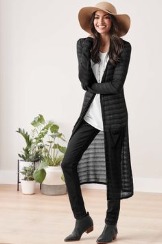 The perfect layering piece for your fall looks