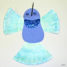 Tippytoe Crafts-hummingbird