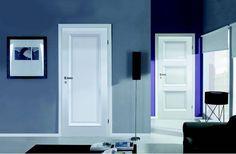 DVEŘE: Interiérové lakované dveře VERTIGO, akrylové barvy RAL a NCS | SIKO Tall Cabinet Storage, Mirror, Furniture, Home Decor, Decoration Home, Room Decor, Mirrors, Home Furnishings, Home Interior Design