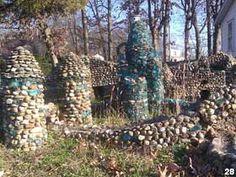 """Joseph Laux's """"Backyard Fairy Garden"""""""