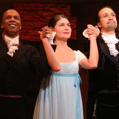Lin-Manuel Miranda, Leslie Odom Jr., and Phillipa Soo Bid Tearful Farewell to <em>Hamilton</em>