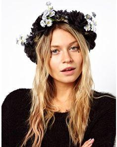 ASOS Flower Hair Garland