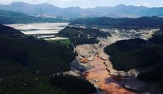 """R.I.P. """"Sweet River"""".  And it's a lot worse than we thought. """"Brazil mining flood could devastate environment for years"""" [...] """"Iron ore residue from the collapse of a mining dam part-owned by BHP Billiton has been passing down the Rio Doce in south-east Brazil. Pollutants have killed aquatic life and left residents of the towns of Resplendor and Baixo Guandu without clean water""""  RIO DOCE Brazil (Reuters) - The collapse of two dams at a Brazilian mine has cut off drinking water for quarter…"""