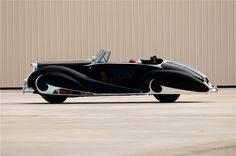 1947 Bentley Mark VI...