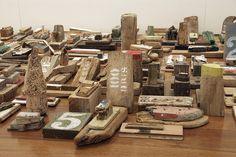 Wood arrangements
