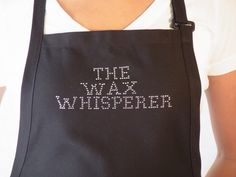 $32 with 'free shipping' in the U.S. Wax Whisperer below the knee apron with 2 front pockets. http://www.twigsandberriesbook.com/shop/